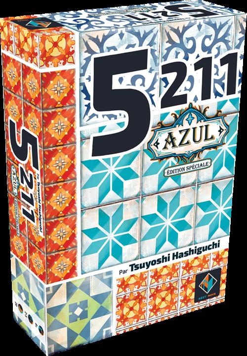 5211 : AZUL EDITION FR